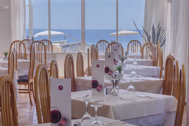 Restaurant Hotel JS Cape Colom