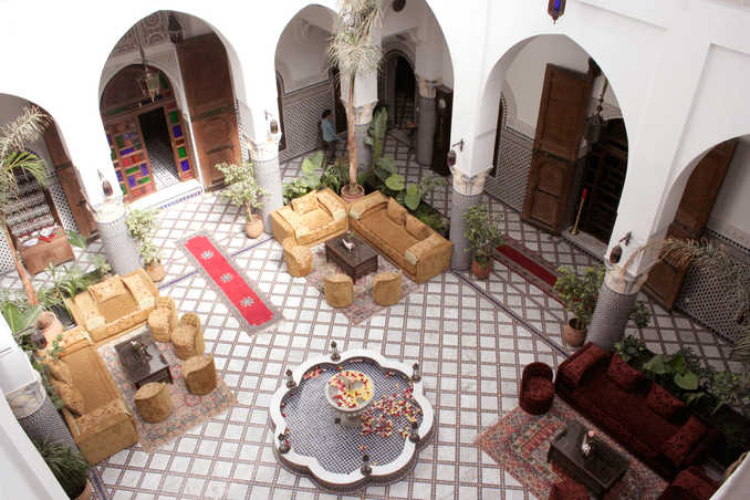 Riad Yacout in Fes