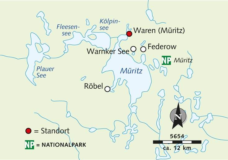 Karte Seen Mecklenburgische Seenplatte.Wanderreise Seen Und Wälder Im Müritz Nationalpark Deutschland