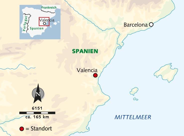 Wanderreise: Valencia – der Duft von Orangen, Paella und ...