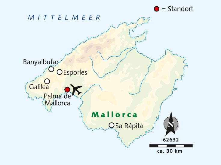Karte Norwegen D303244nemark.Mallorca Karte Paguera