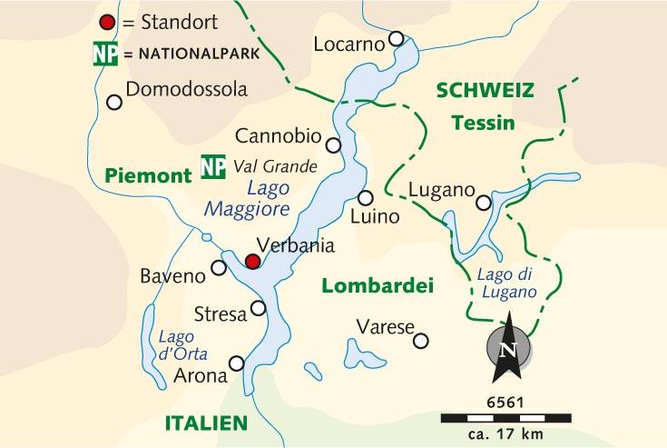 Lago Maggiore Karte.Wanderreise Lago Maggiore Unendlich Schon Italien