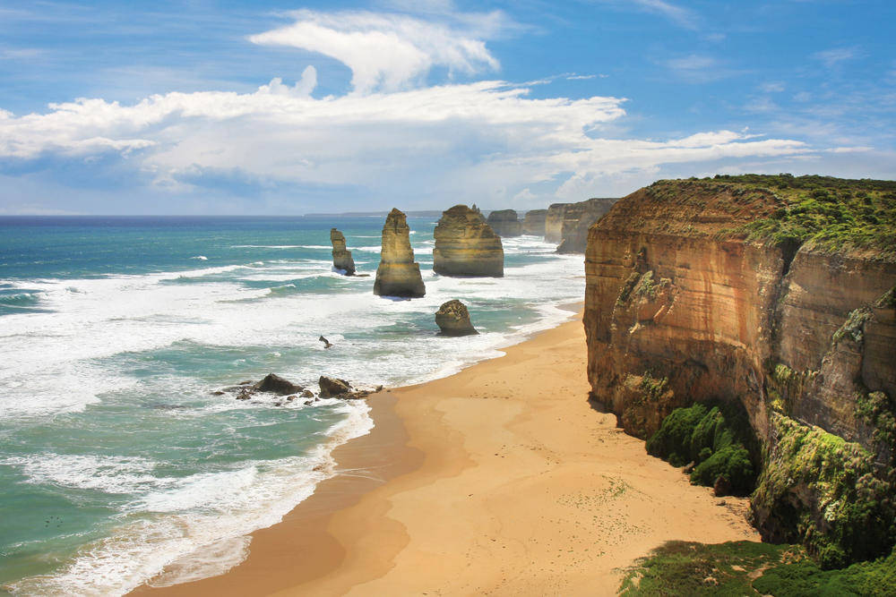 12 Apostel an der Great Ocean Rd.