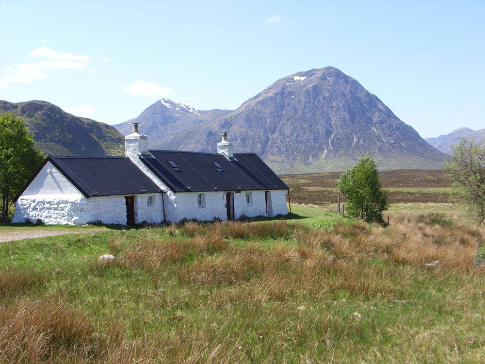 Black Rock Cottage bei Kingshouse