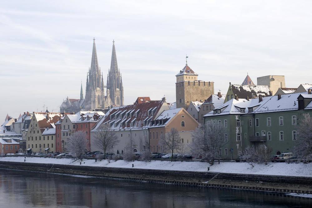 Silvester Auf Der Donau Regensburg