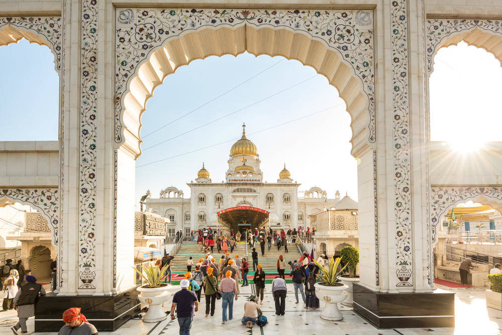 Gurudwara Bangla Sahib Temple, New Delhi