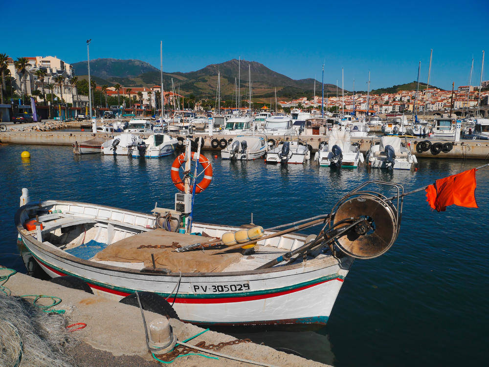 In Banyuls-sur-Mer