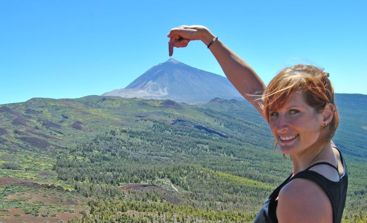 Unterwegs im Teide-Nationalpark