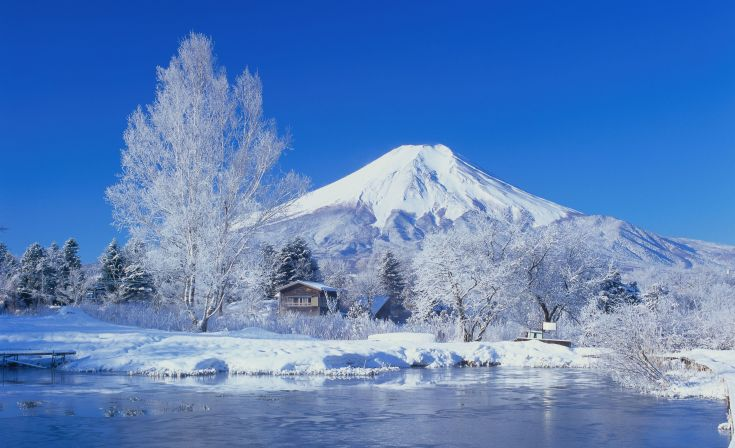Wow: Japan im Winter
