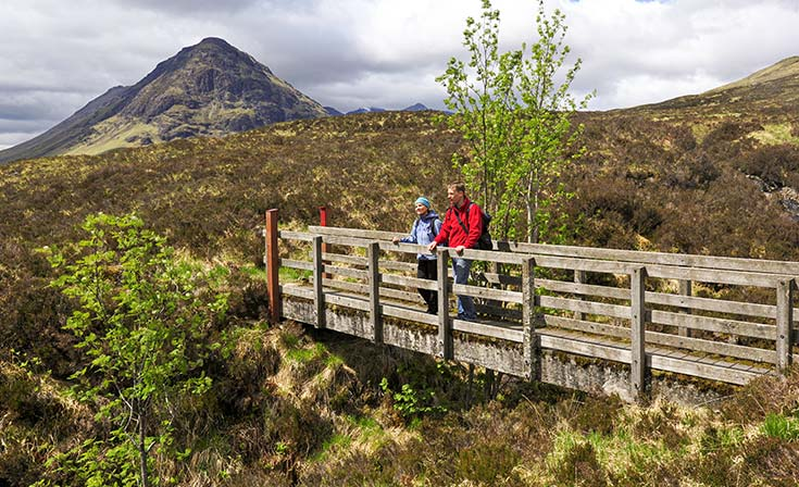 West Highland Way erwandern