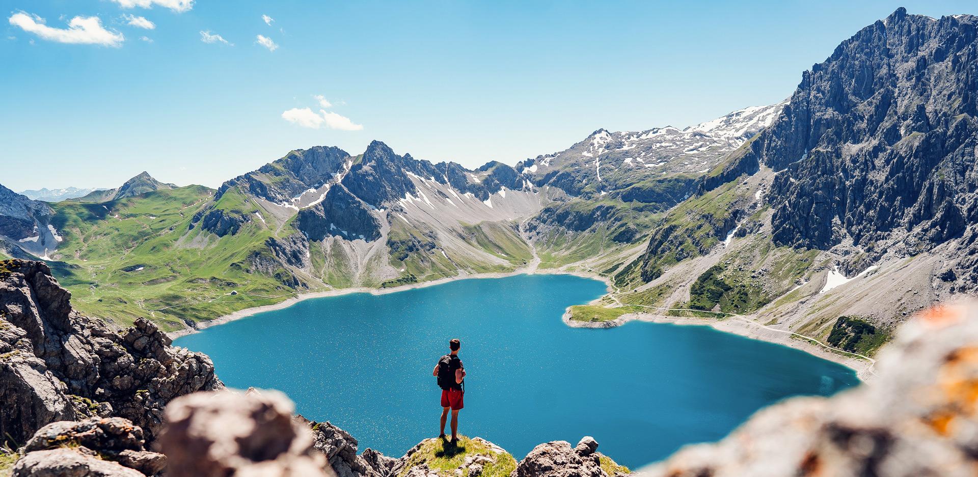 Schweizer Wanderwege | Wanderbegleitung suchen