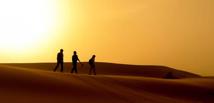 Karawanen, Kasbahs & Saharaträume