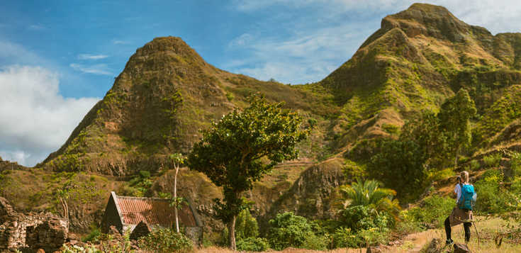 Cabo Verde - Wanderparadiese im Atlantik