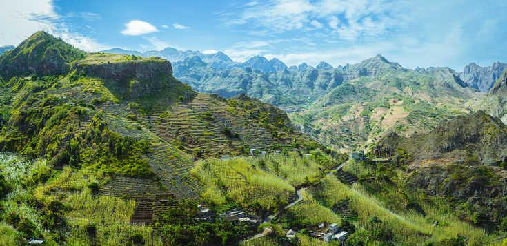 Trekking am Kap der grünen Hoffnung