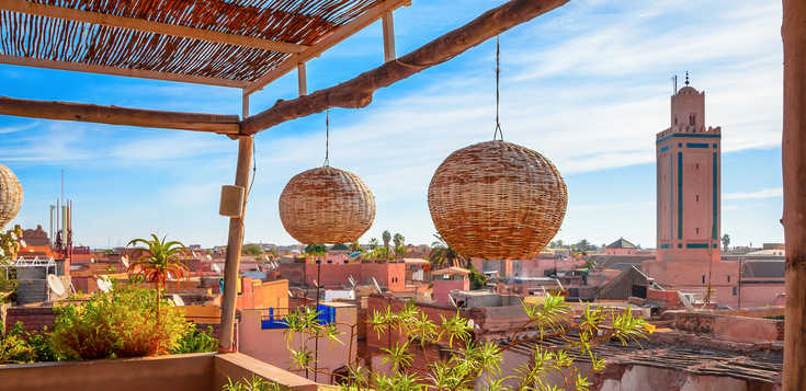 Marokko ganz genüsslich