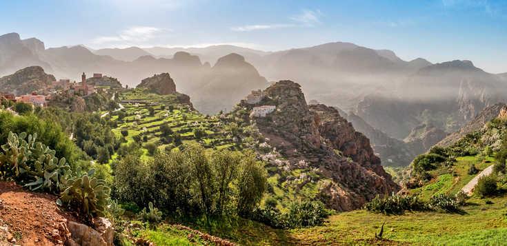 Marokkos unbekannter Südwesten: Zwischen Bergen, Dünen und Strand