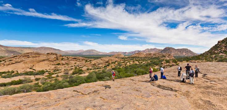 Namibias Naturschauspiele