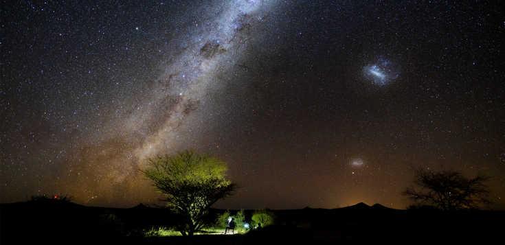 Namibias Sternstunden
