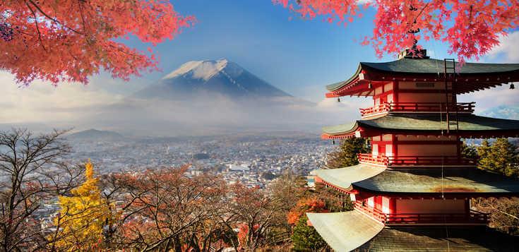 Nippon aktiv: farbenfroh, facettenreich und voller Flair