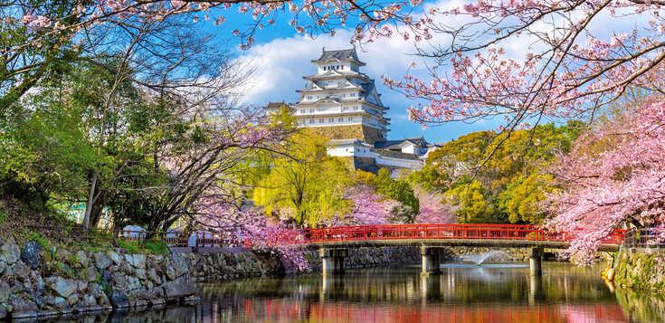 Japans Höhepunkte aktiv erleben
