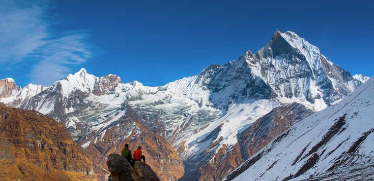 Annapurna - Legenden eines Bergreiches