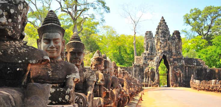 Schatzkammern am Mekong