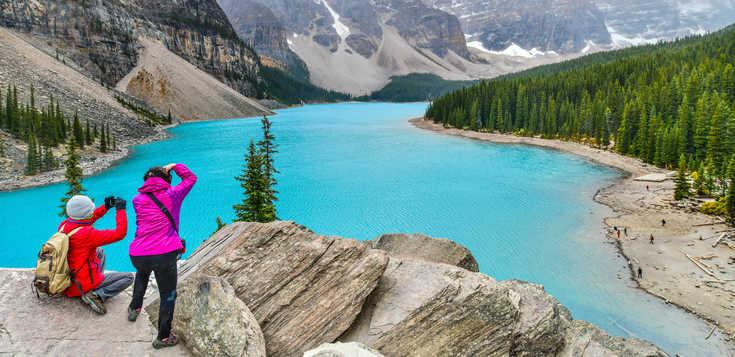 Kanadas Naturschauspiele - Berge, Fjorde, wilde Tiere