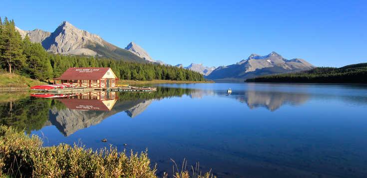 Best of Canada - die Schönheit des Westens aktiv entdecken