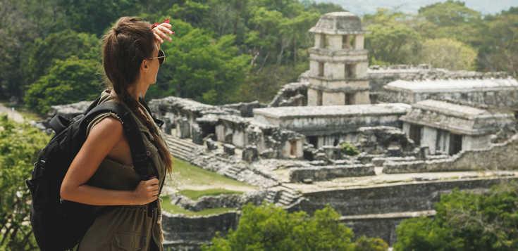 Im Reich der Sonnenpyramide