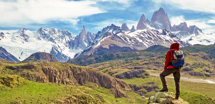 Patagonien aktiv: Feuerland und Gletscherwelten