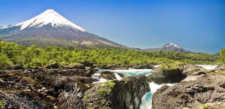 Von den Torres del Paine zur Atacama-Wüste
