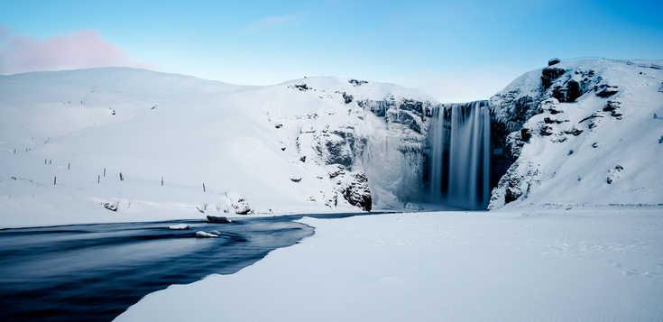 Natur und Kultur im isländischen Winter