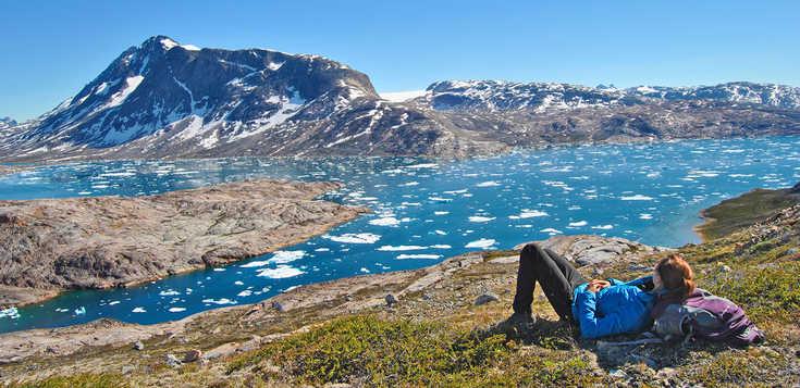 Auf den Spuren der Inuit