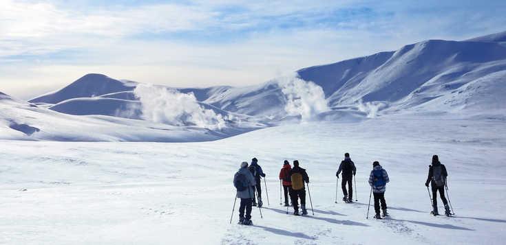 Island: Winterabenteuer im Hochland