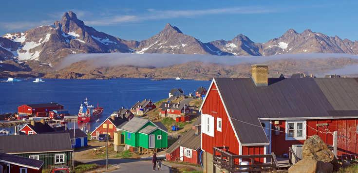 Ostgrönland: Das Leben der Inuit zwischen Polarmeer und Inlandeis