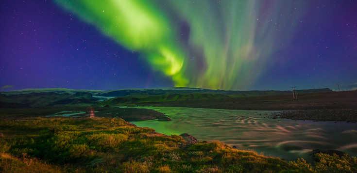 Herbstfarben und Nordlichter - Island einmal anders erleben