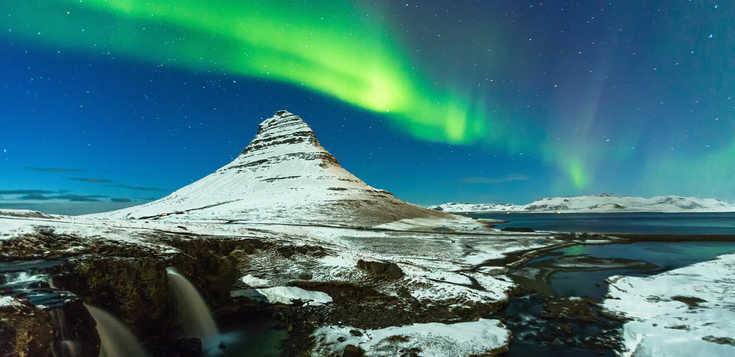Island im Zauber der Nordlichter
