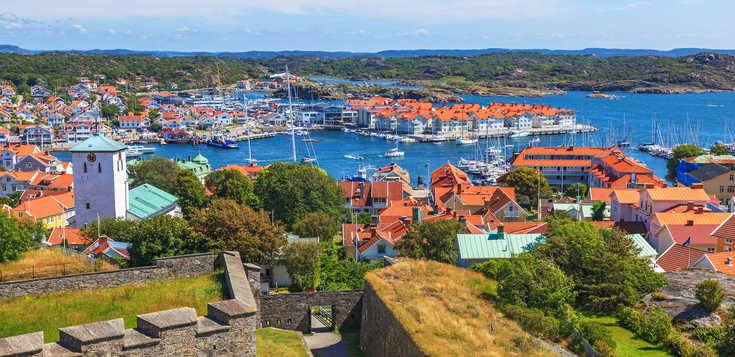 Aktiv & entspannt an Schwedens Best-Küste