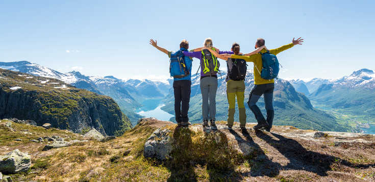 Norwegen: Wandern & mehr zwischen Fjells und Fjorden