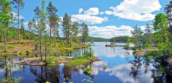 Norwegen & Schweden: Aktiv im Fjell