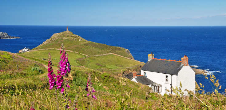 Cornwall: Küsten, Gärten und Kultur