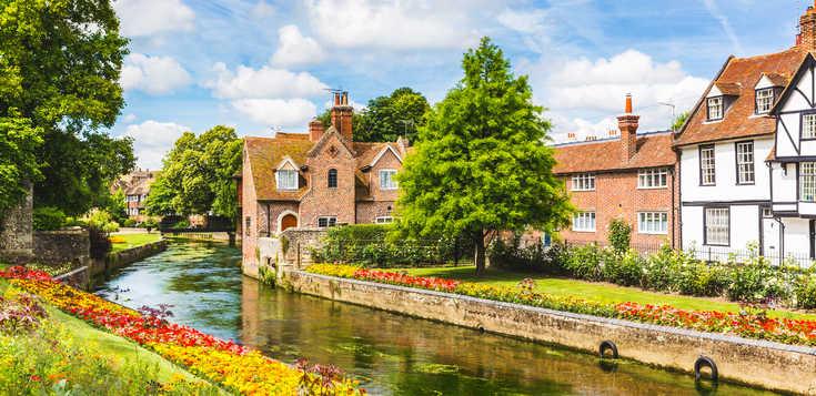 Die geheimen Gärten von Kent