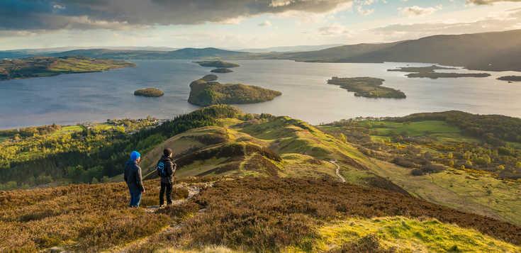Schottlands schönster Trek: West Highland Way