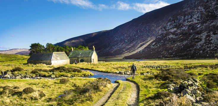 Auf den Spuren von Outlander - Natur und Kultur in den Highlands