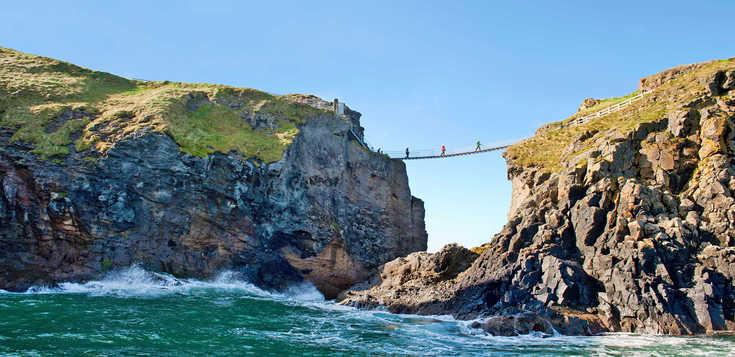 Idylle pur: Nordirlands Traumküste