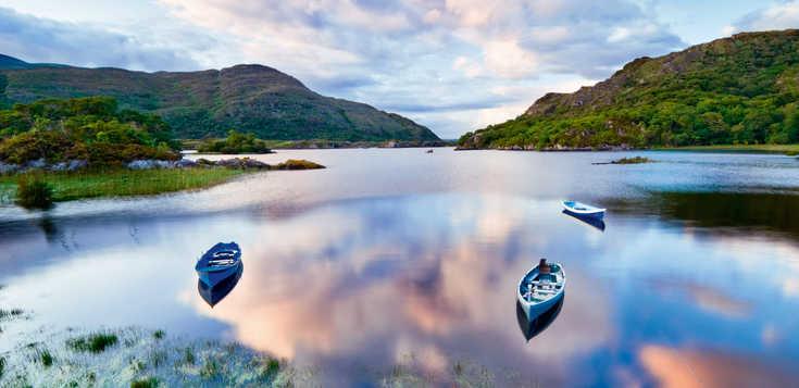 Geheimnisvoll und zauberhaft: Kerry und der Burren