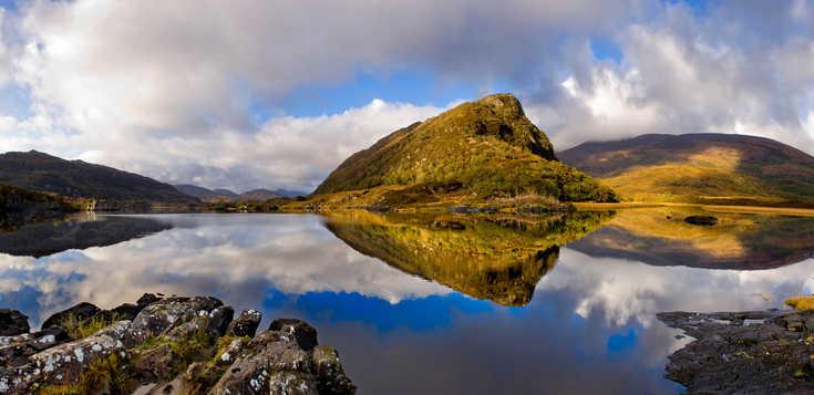 Ursprünglichkeit und Idylle in Südirland - Dingle und Beara