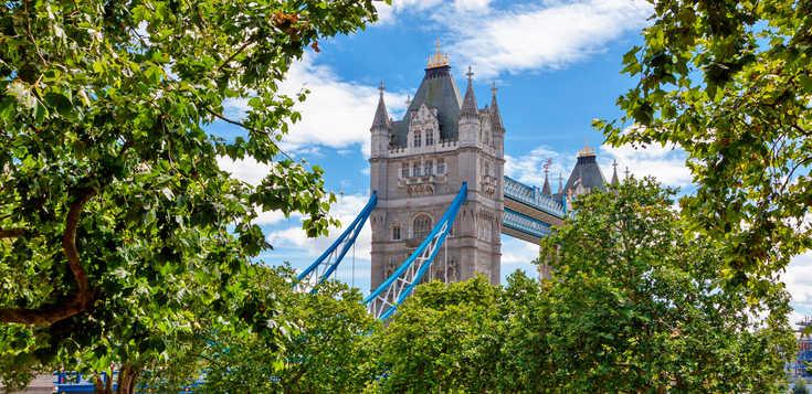 London zu Fuß - die britische Hauptstadt einmal anders