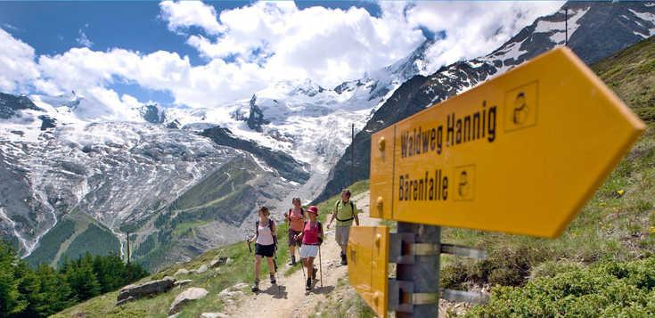 wandern trekking singles schweiz)