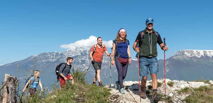 Alpenüberquerung vom Wendelstein nach Sterzing